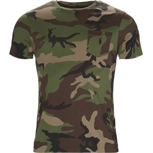 Camo T-shirt Regular | Camo T-shirt | Army