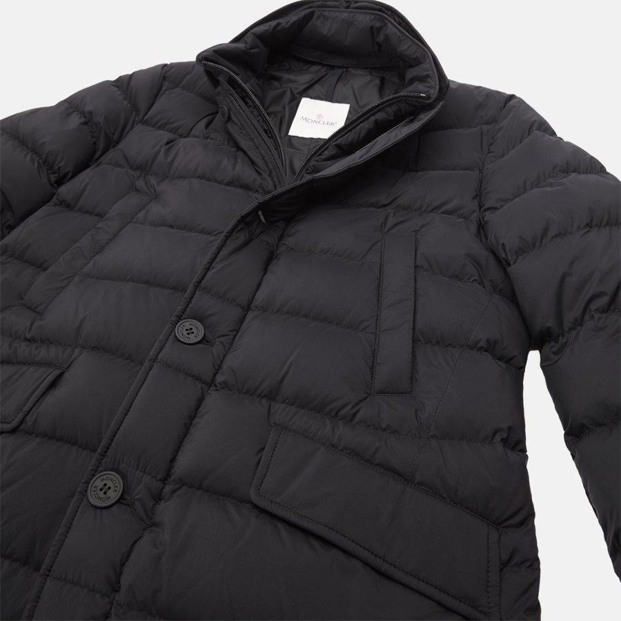 53333 KEID - Jakker - Regular fit - BLACK - 5