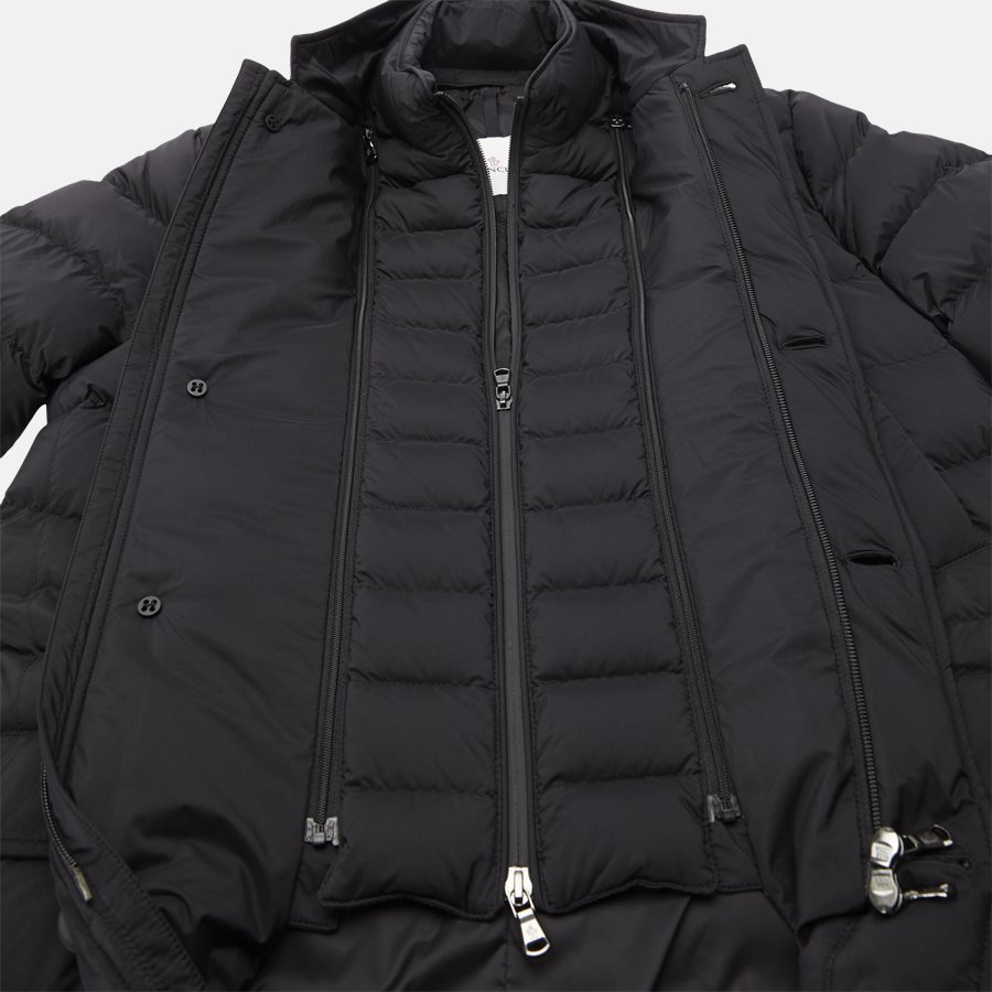 53333 KEID - Jakker - Regular fit - BLACK - 7