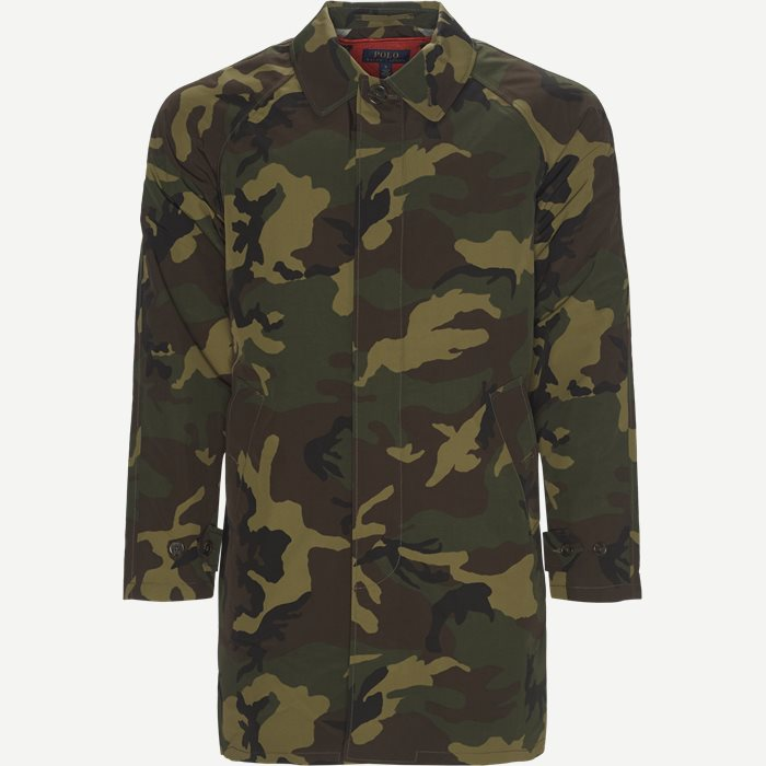 Camo Walking Coat - Jakker - Regular - Army