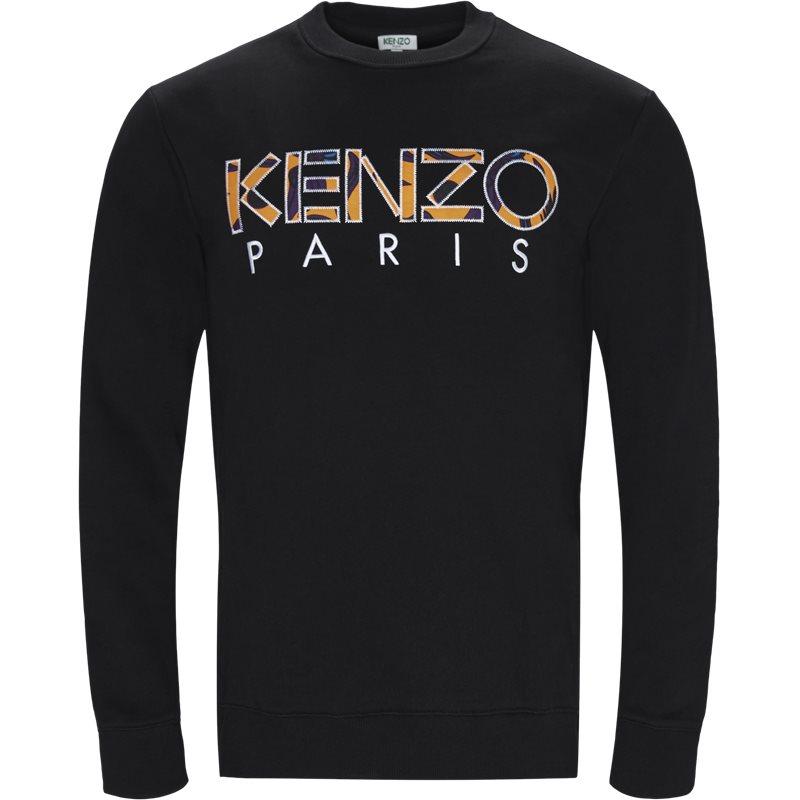 kenzo Kenzo sweat sort på axel.dk