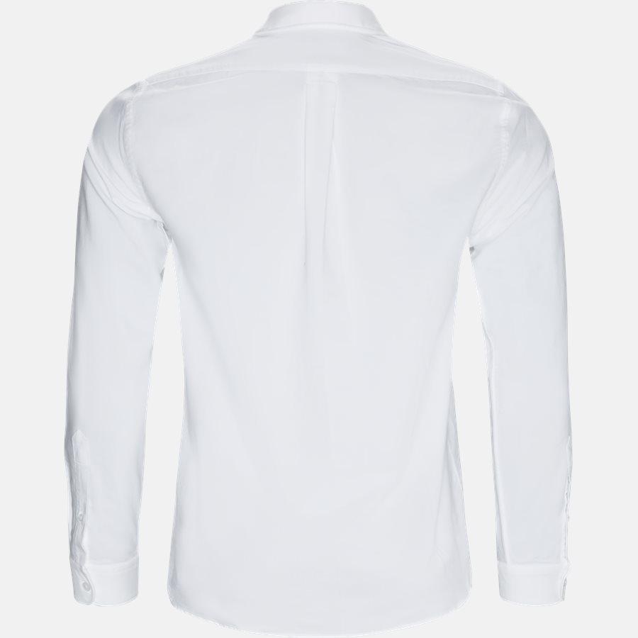 F955CH4021LD - Skjorter - Regular slim fit - HVID - 2