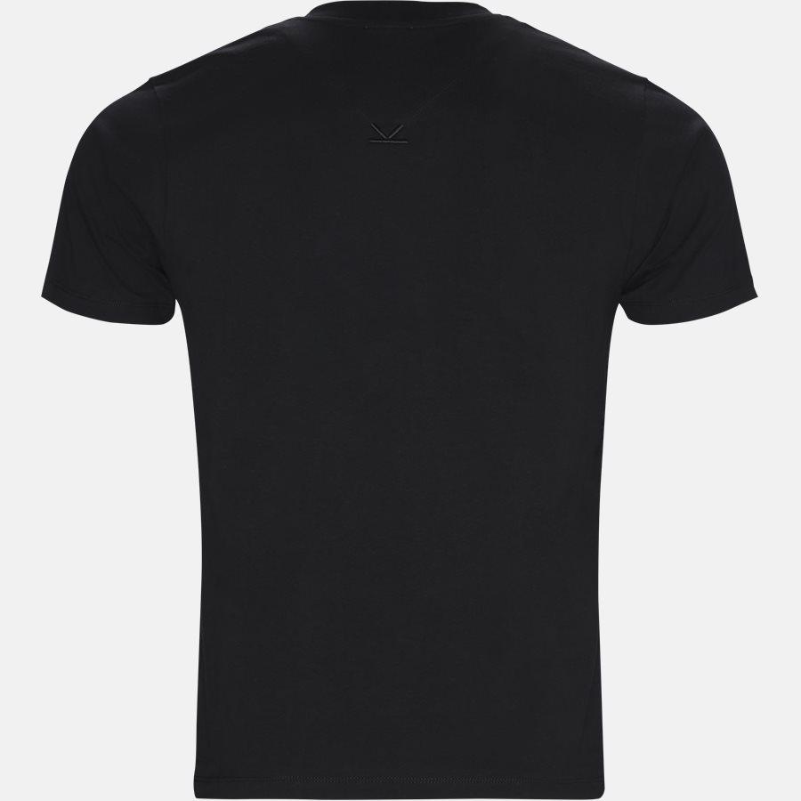 F955TS0184SB - T-shirts - Slim - SORT - 2