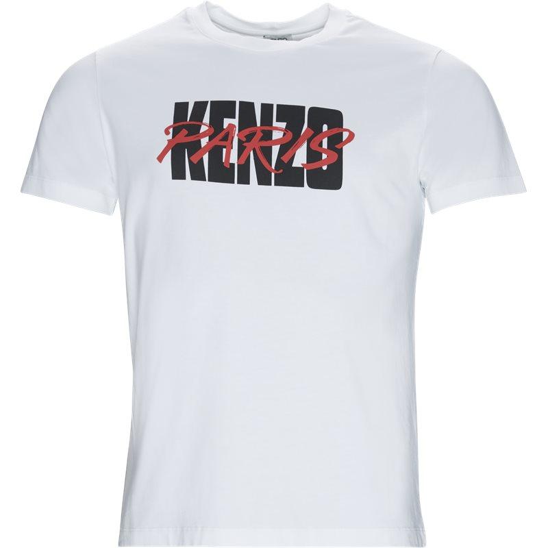 kenzo – Kenzo t-shirt hvid fra axel.dk