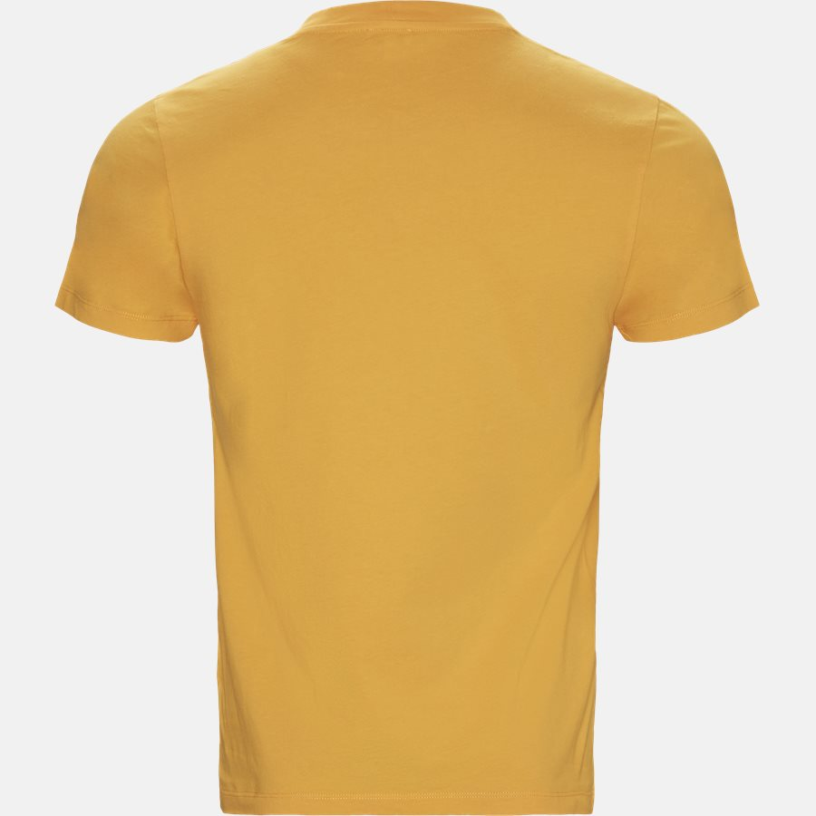 F955TSO504YA - t-shirt - T-shirts - Slim - ORANGE - 2
