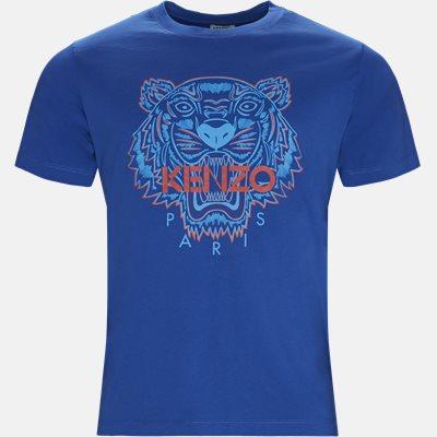 T-shirt Slim | T-shirt | Blå