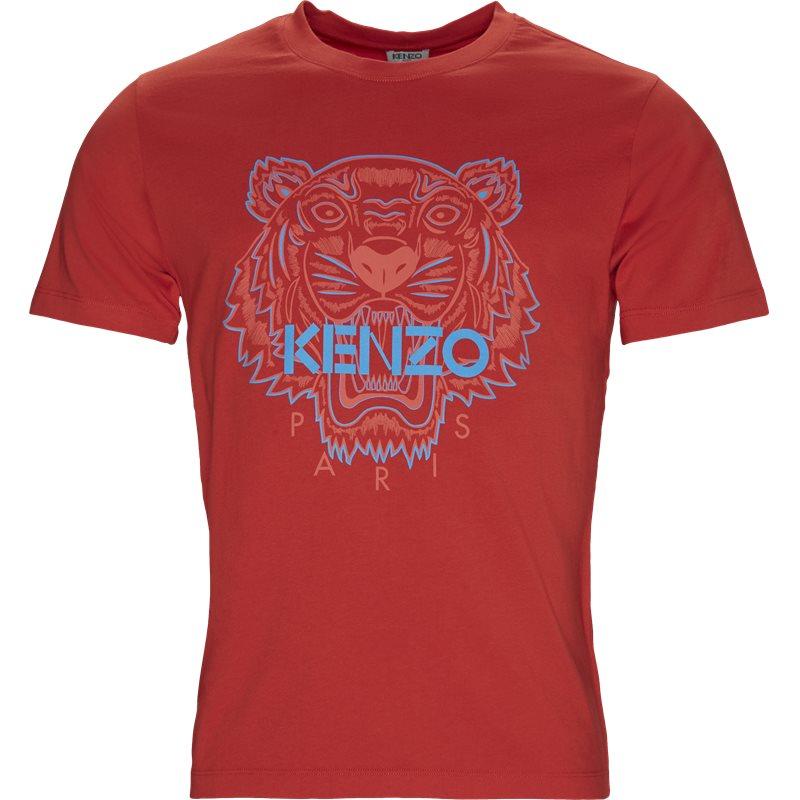 kenzo – Kenzo t-shirt rød fra axel.dk