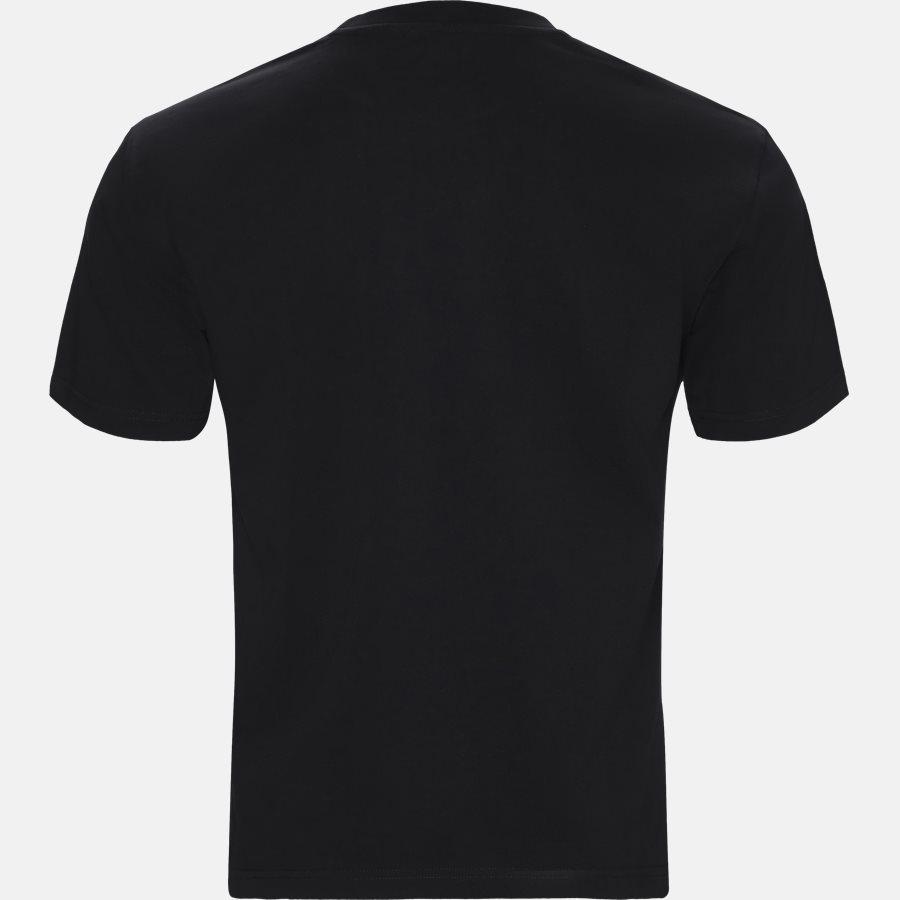 F955TSO394YF - T-shirts - Regular fit - SORT - 2