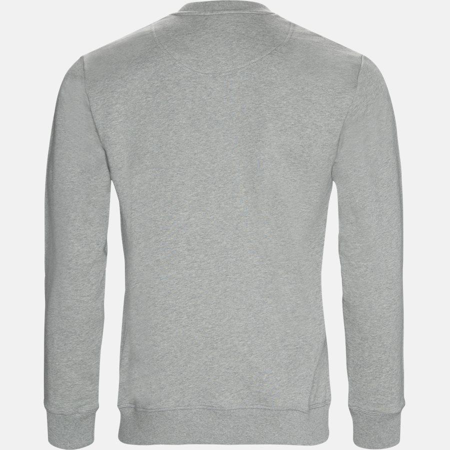 955SW0014XA - sweat - Sweatshirts - Regular slim fit - GRÅ - 2