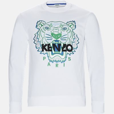 Regular slim fit | Sweatshirts | White