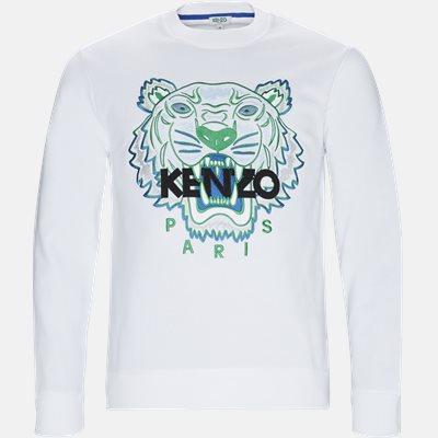 Regular slim fit | Sweatshirts | White