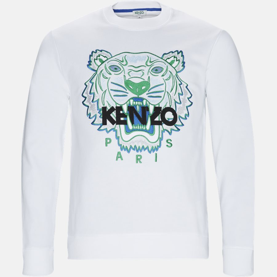 955SW0014XA - sweat - Sweatshirts - Regular slim fit - HVID - 1