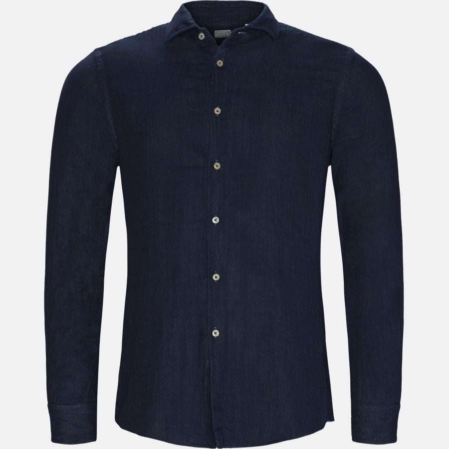 41153-M 748ML - Skjorter - Tailor - INDIGO - 1