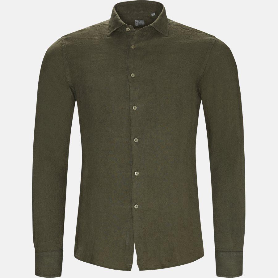 41125 748ML - Skjorter - Tailor - ARMY - 1