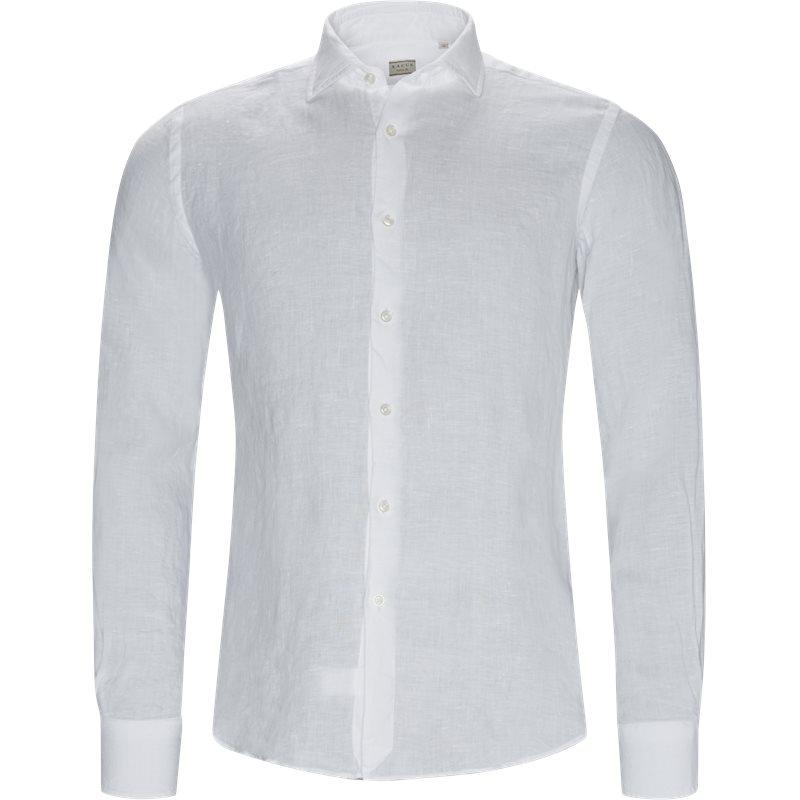 xacus Xacus tailor 41125 748ml skjorter hvid på axel.dk