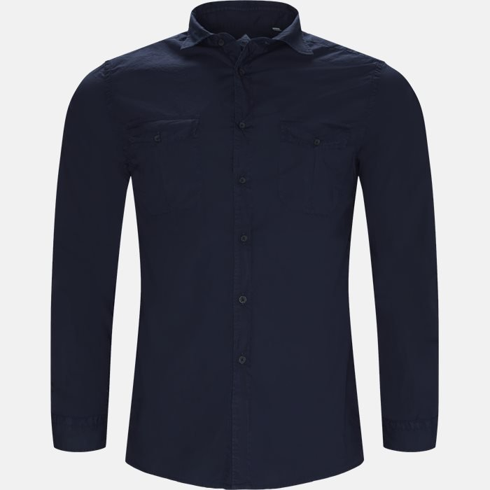 Shirts - Regular fit - Blue
