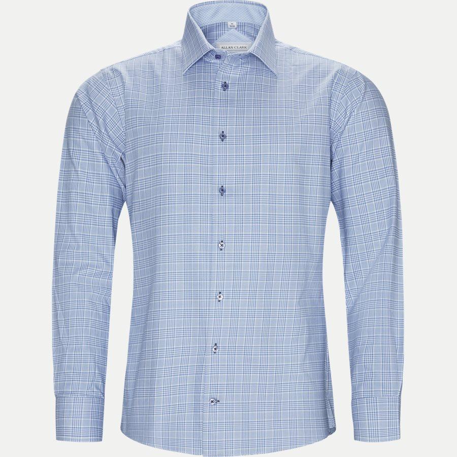 DERBY - Derby Skjorte - Skjorter - Modern fit - BLUE - 1