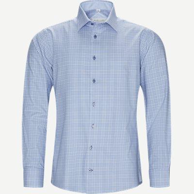 Derby Skjorte Modern fit | Derby Skjorte | Blå