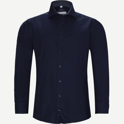 Luton Skjorte Modern fit | Luton Skjorte | Blå