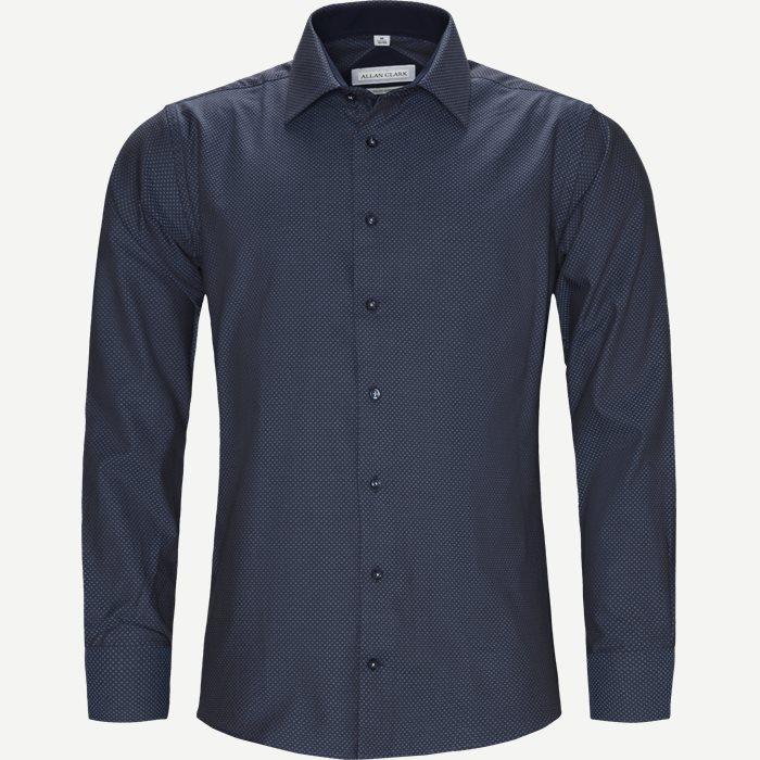 Watford Skjorte - Skjorter - Modern fit - Blå