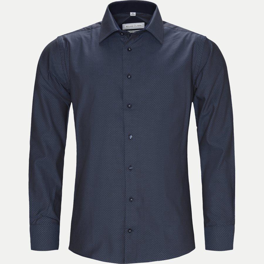 WATFORD - Watford Skjorte - Skjorter - Modern fit - NAVY - 1