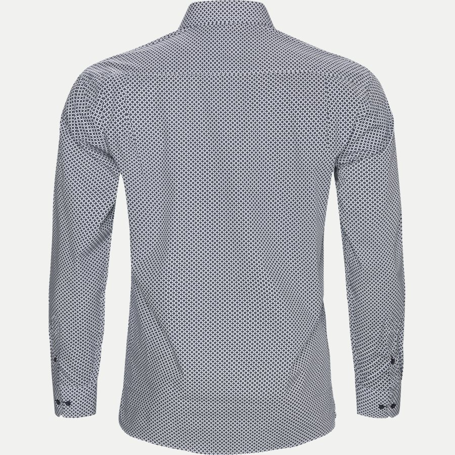 BRISTOL. - Bristol Skjorte - Skjorter - Modern fit - WHITE/NAVY - 2