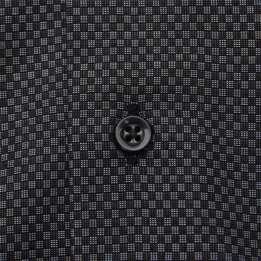 CARDIFF - Cardiff Skjorte - Skjorter - Modern fit - BLACK - 5