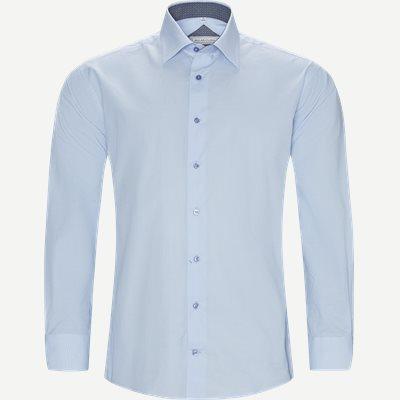 Salah Skjorte Modern fit | Salah Skjorte | Blå