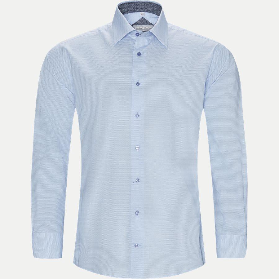 SALAH - Salah Skjorte - Skjorter - Modern fit - L.BLUE - 1