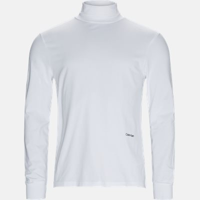 Regular fit | Long-sleeved T-shirts | White