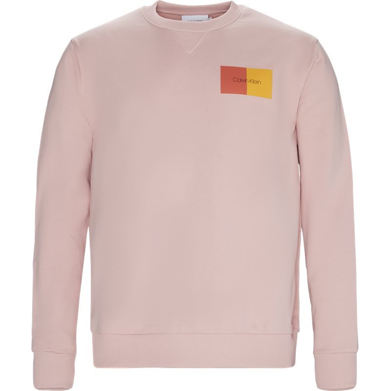 Image of   Calvin Klein Regular fit K10K102974 Sweatshirts Pink
