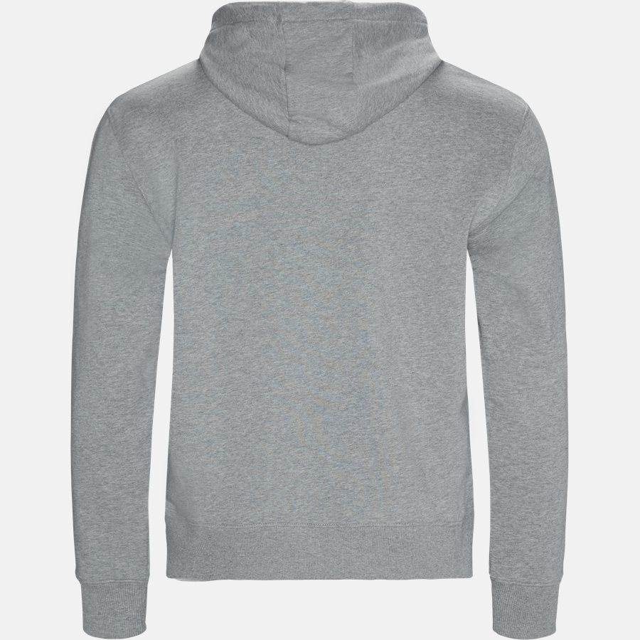 K10K102978 - Sweatshirts - Regular fit - GRÅ - 2
