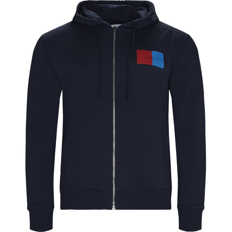 Image of   Calvin Klein Regular fit K10K102978 Sweatshirts Navy