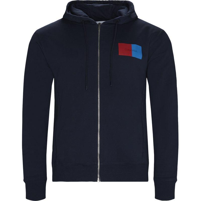 Billede af Calvin Klein Regular fit K10K102978 Sweatshirts Navy