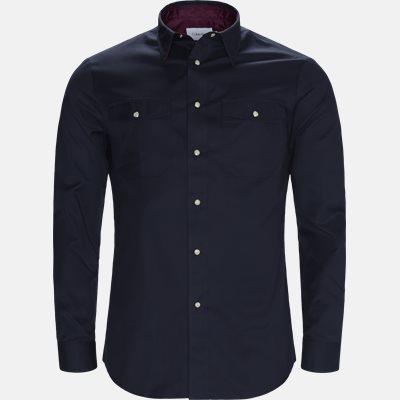 Fitted body | Skjorter | Blå