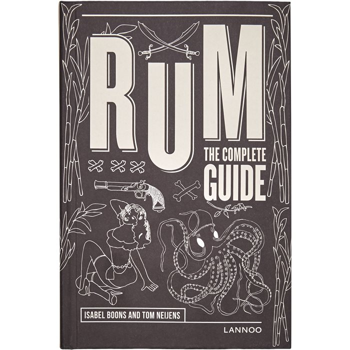 Rum The Complete Guide bog - Accessories - Sort