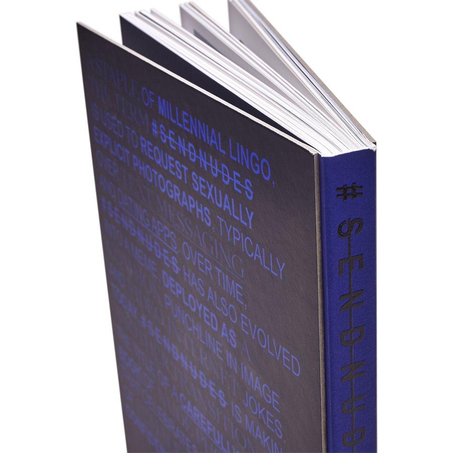 SENDNUDES TE1064 - Sendnudes bog - Accessories - SORT - 4