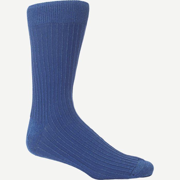Strümpfe - Blau
