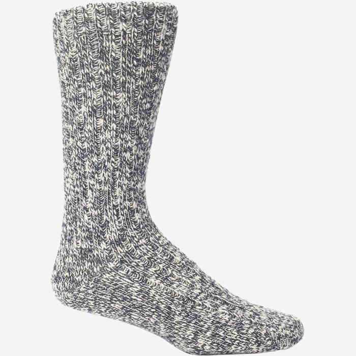 Socks - Regular - Blue