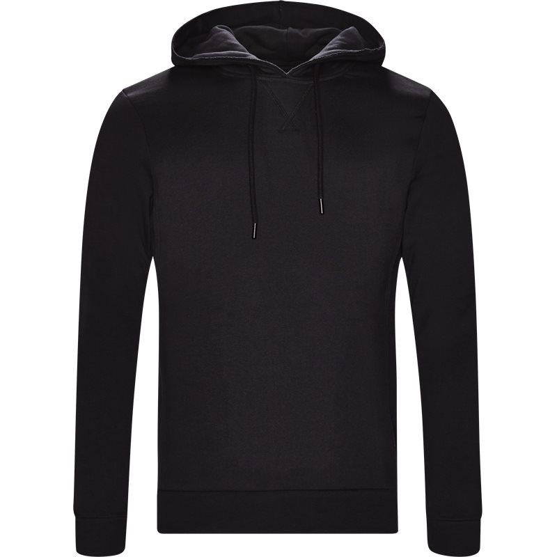 gabba – Gabba alton hoodie sort på quint.dk