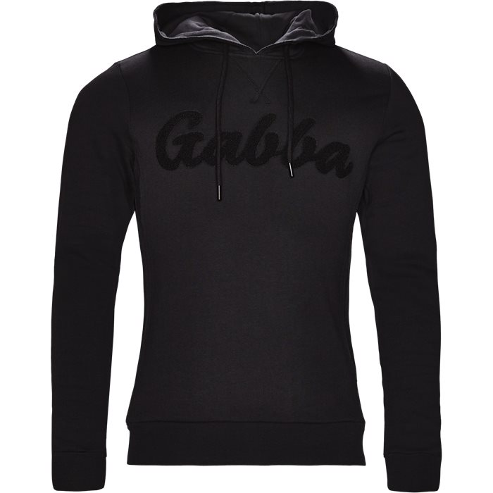Alton Logo Hoodie - Sweatshirts - Regular - Sort