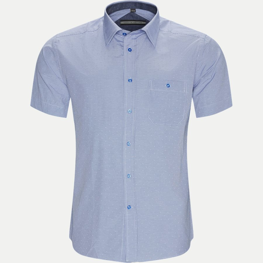 NEREA - Shirts - Regular - NAVY - 1