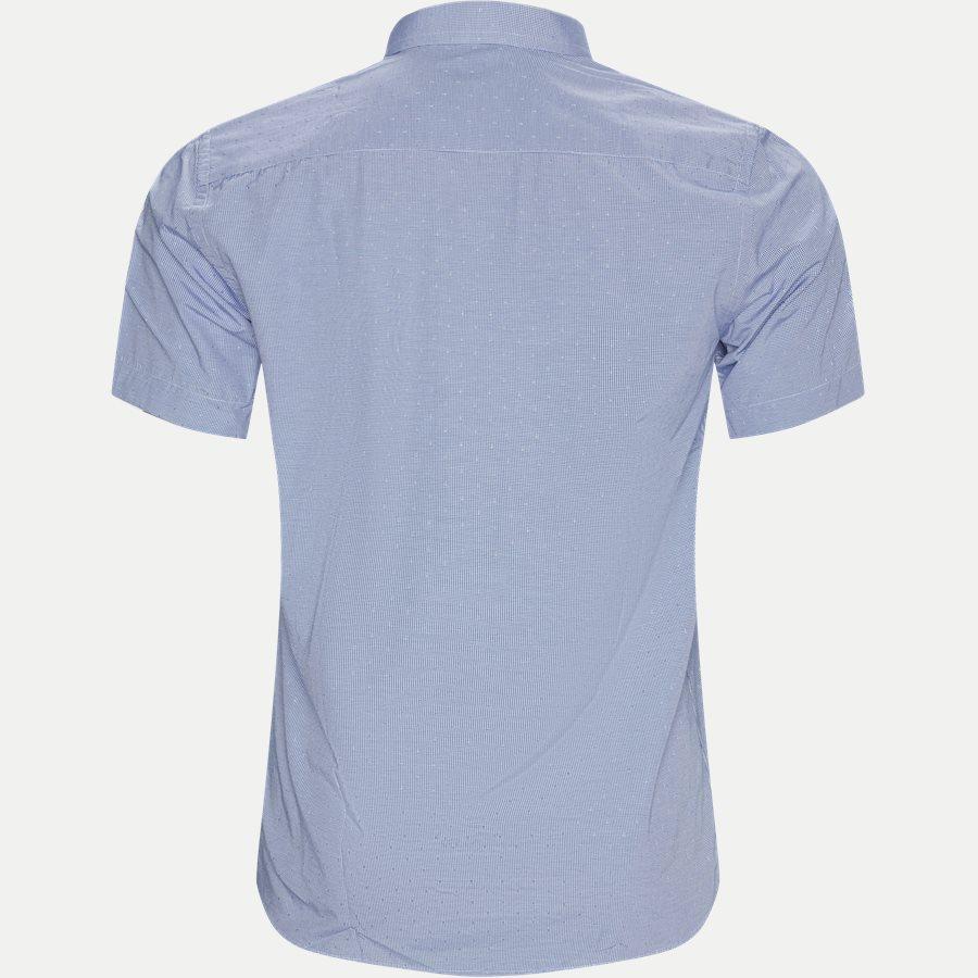 NEREA - Nerea Kortærmet Skjorte - Skjorter - Regular - NAVY - 2