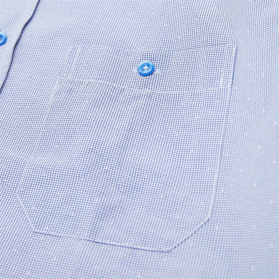 NEREA - Shirts - Regular - NAVY - 4