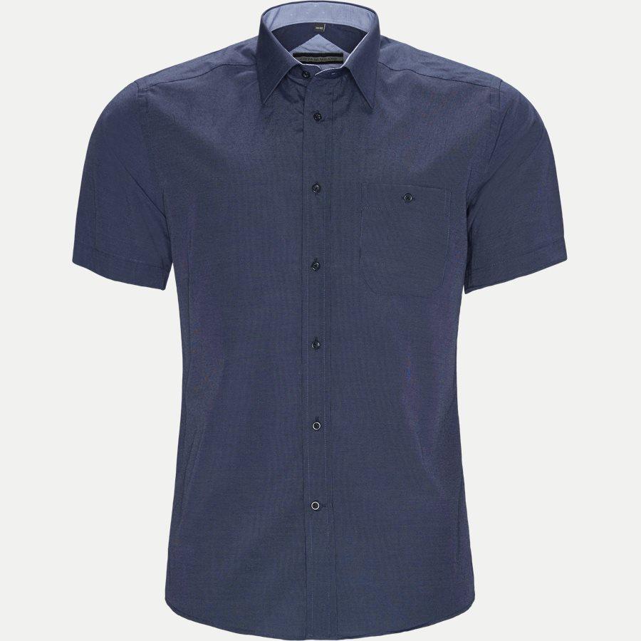 JAVIER - Shirts - Regular - NAVY - 1