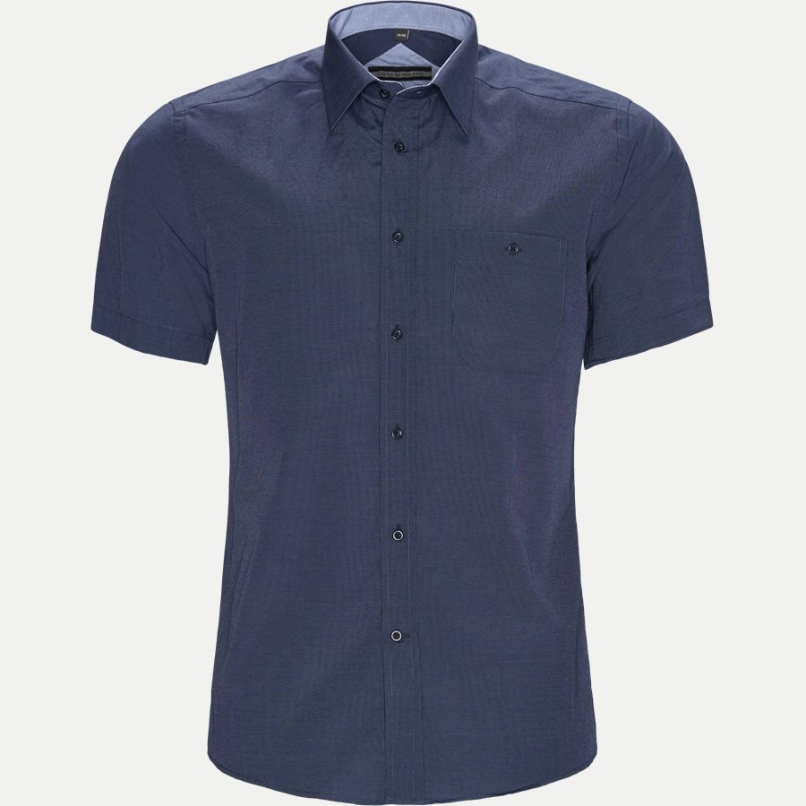 JAVIER - Shirts - Regular - NAVY - 1