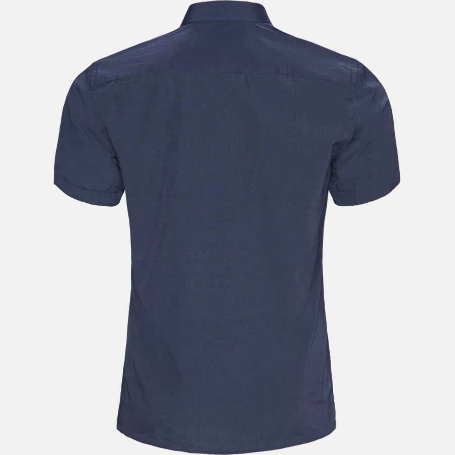 JAVIER - Javier Kortærmet Skjorte - Skjorter - Regular - NAVY - 2