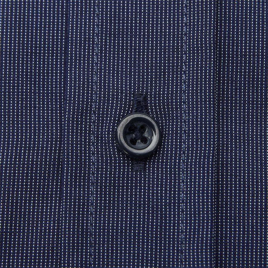 JAVIER - Shirts - Regular - NAVY - 4