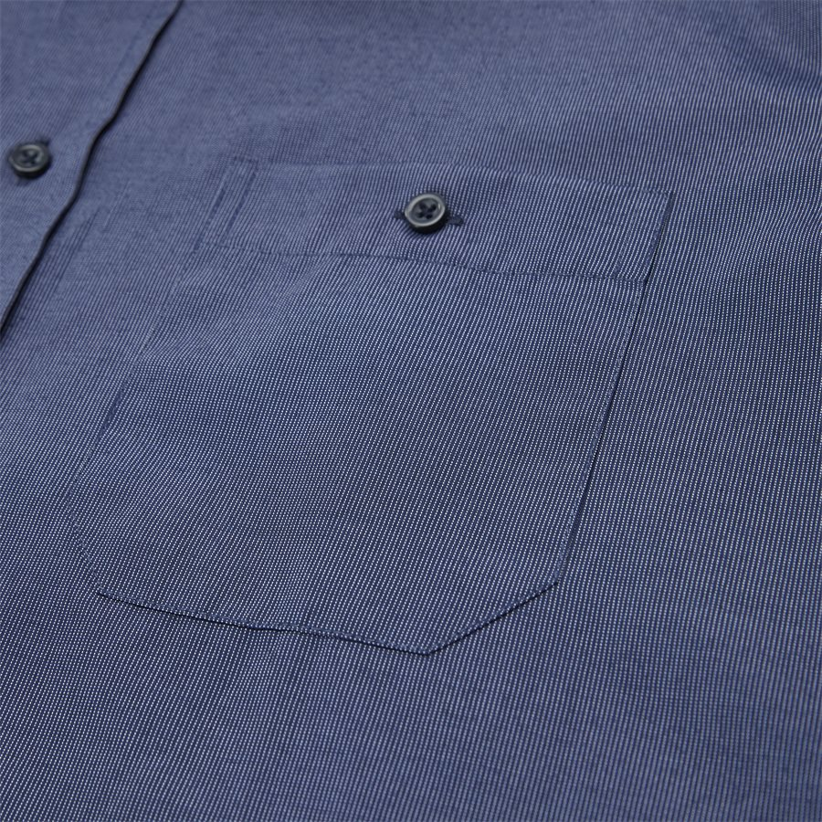 JAVIER - Shirts - Regular - NAVY - 6