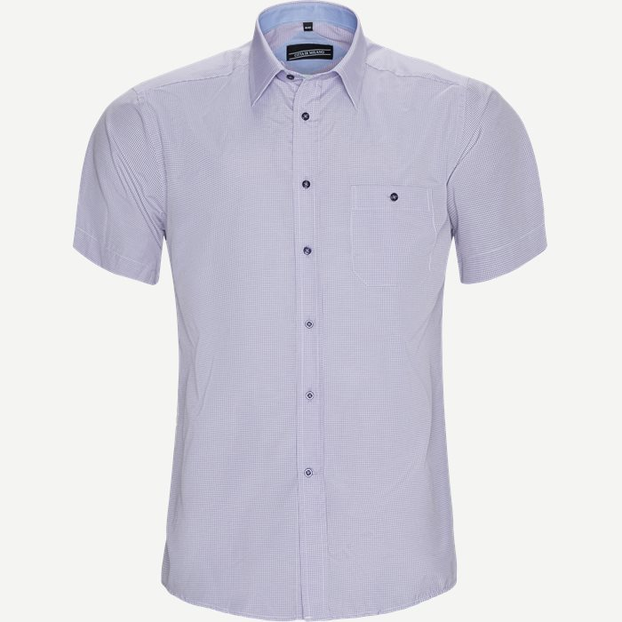 Shirt-sleeved shirts - Regular - Lilac